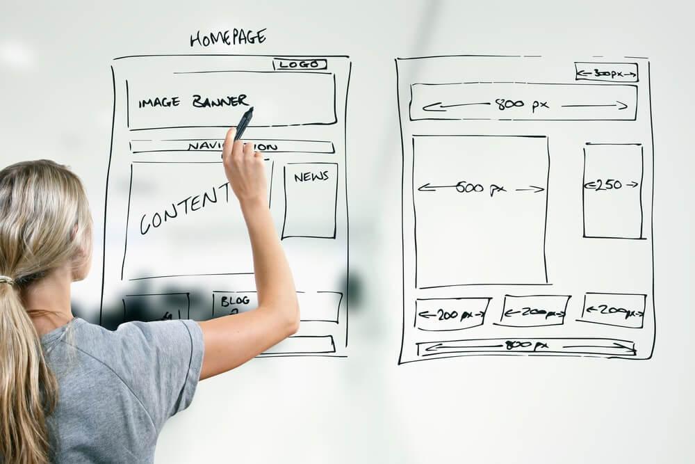 como crear una web gratis